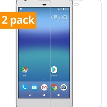 Strong Tempered Glass Tempered Glass Screen Protector Google Pixel (2 Pack)