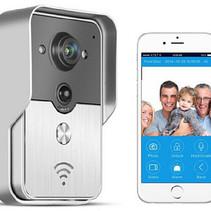WiFi drahtlose Türklingel HD-Kamera