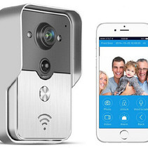 WiFi Wireless Doorbell HD Camera