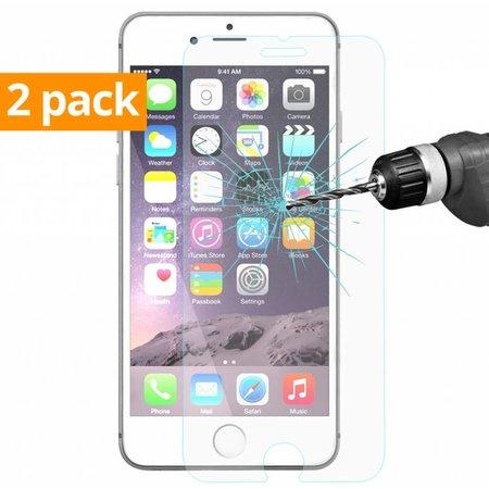 Geeek Schutzfolie aus gehärtetem 0,3mm Panzerglas für iPhone 6