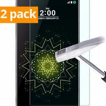 Starke Ausgeglichenes Glas Ausgeglichenes Glas Screen Protector LG G5 (2er-Pack)