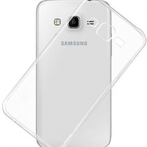 Ultra Dun 0.3mm Mat Hoesje TPU Case Cover Samsung Galaxy J5
