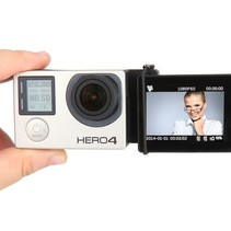 Selfie LCD Screen Adapter / Converter voor GoPro