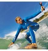 Geeek 3-Way Grip Arm met Tripod Stand voor GoPro