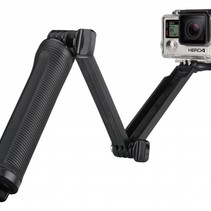 3-Way Grip Arm with Tripod Stand for GoPro