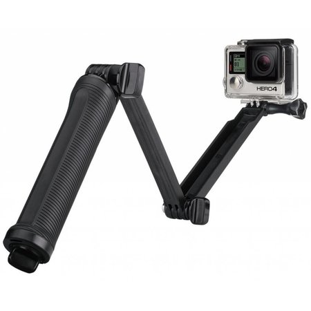 Geeek 3-Way Grip Arm with Tripod Stand for GoPro