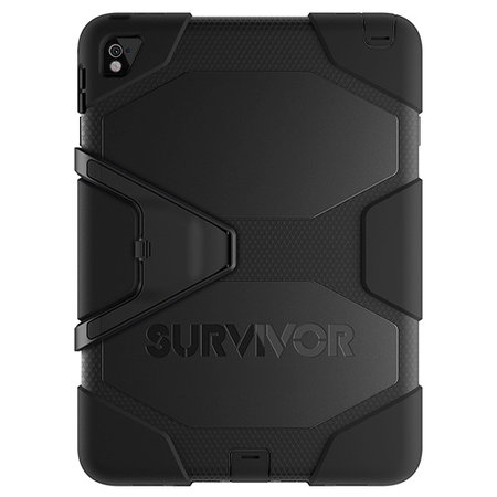 Griffin Survivor Extreme Duty-Fall iPad Pro 9.7-Zoll-Schwarz