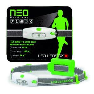LED Lenser Neon green