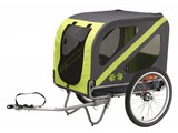 Doggy Trailer Lichtgroen - Antraciet
