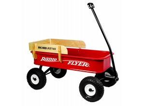 Radio Flyer All terrain Steel & Wood