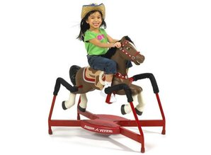 Radio Flyer Blaze - The interactive riding Horse