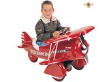 Airflow Collectables Red Baron Pedal Plane