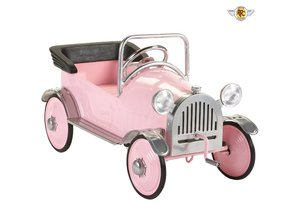 Airflow Collectables Pink Princess Pedal Car