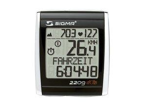 Sigma BC-2209 MHR