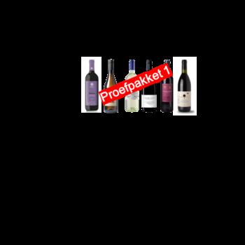 De Fijne Wijnshop Proefpakket einde 2020 nr 1