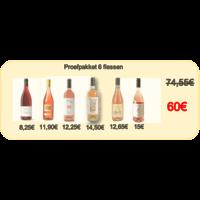 De Fijne Wijnshop Proefpakket Rosato