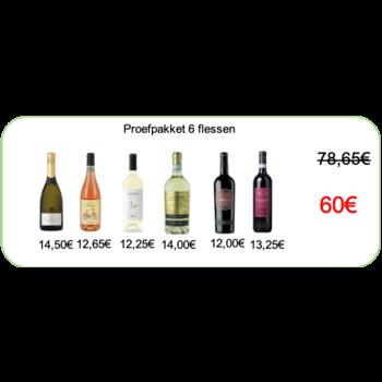 De Fijne Wijnshop Try it out - 6 spring wines