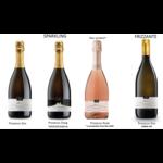 Ruggeri & C. Proefpakket Prosecco 4 flessen