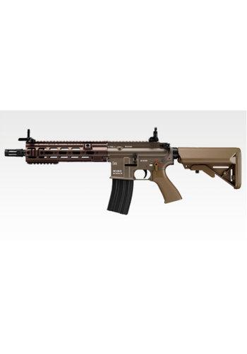 Tokyo Marui HK416 Delta Custom EBB Recoil Shock AEG - Tan