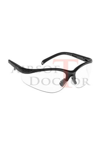 Invader Gear Shooting Glasses Clear