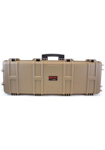 WEEU Nuprol Hard case - Tan