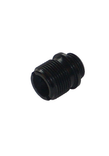 Airsoft Doctor Silencer adaptor voor handgun