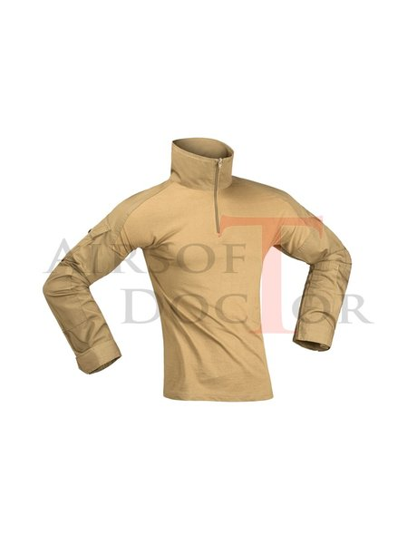Invader Gear Combat Shirt - Coyote