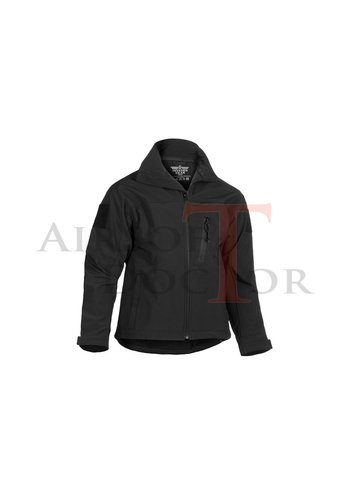 Invader Gear Tactical Softshell Jacket - Black