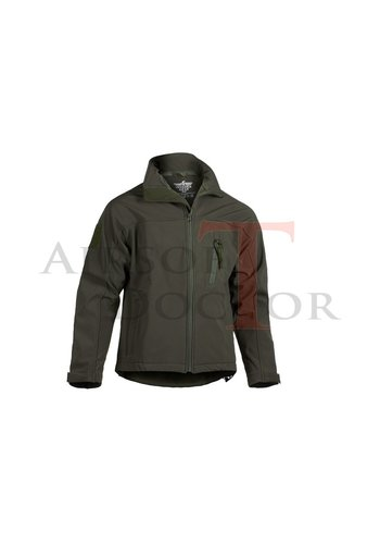 Invader Gear Tactical Softshell Jacket - OD