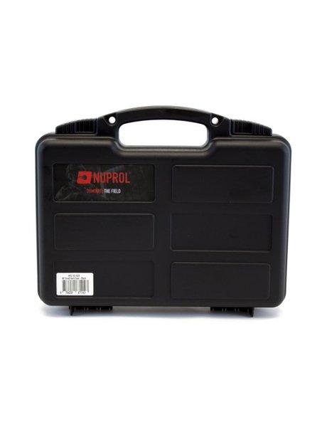 WEEU Nuprol Pistol Small Hard Case - Black