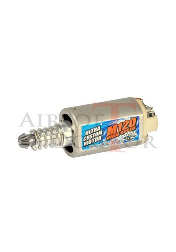 G&P M120 High Speed motor - Long