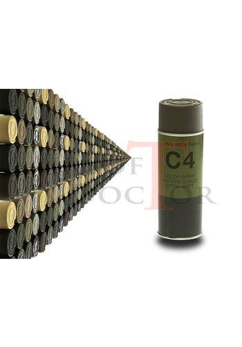 Armarat C4 Mil Grade Color Spray RAL 6014