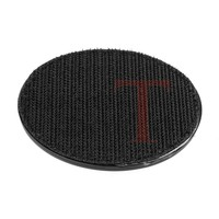 thumb-The Infidel Punisher Rubber Patch - Red-4