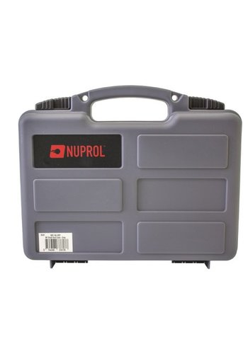WEEU Nuprol Pistol Small Hard Case - Grey