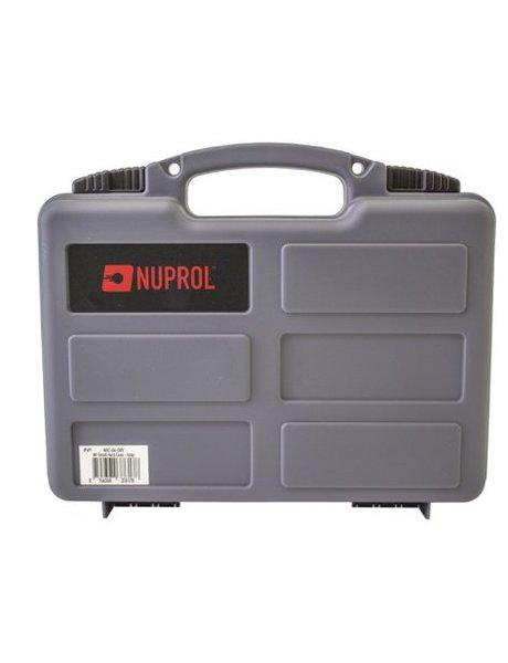 WEEU Nuprol Pistol Small Hard Case - Grey