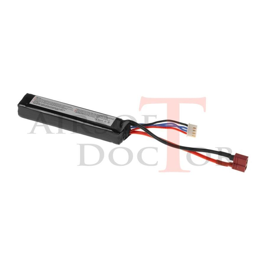 11.1V 1100mAh 20C Stock Tube - Dean-2