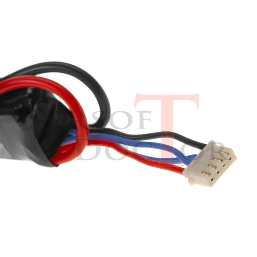 11.1V 1100mAh 20C Stock Tube - Dean-6
