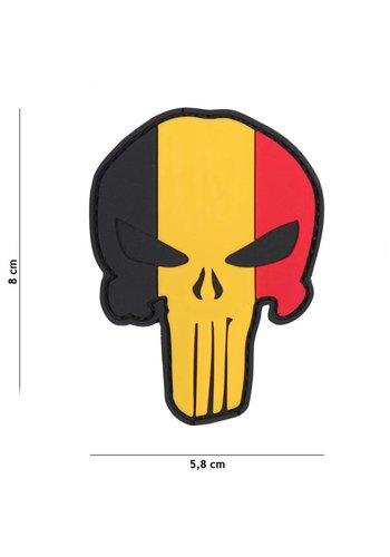 101Inc. Patch Punischer België - PVC