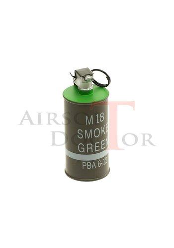 Pirate Arms M83 Smoke grenade Dummy Green