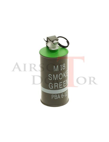 Pirate Arms M83 Smoke grenade Dummy Green