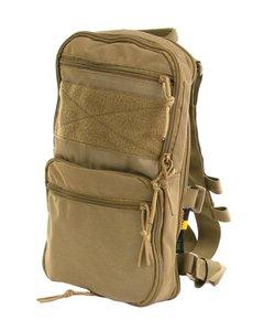 "101Inc. Backpack ""Flatpack"" - Tan"
