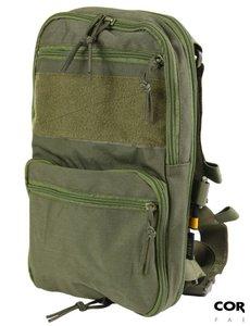 "101Inc. Backpack ""Flatpack"" - OD"