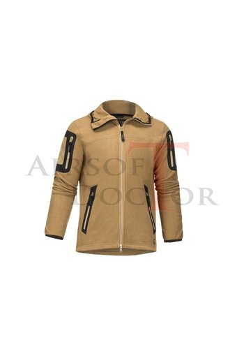 Claw Gear Aviceda Fleece Hoody - Tan