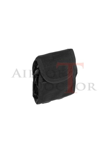 Claw Gear Foldable Dump Pouch - Black