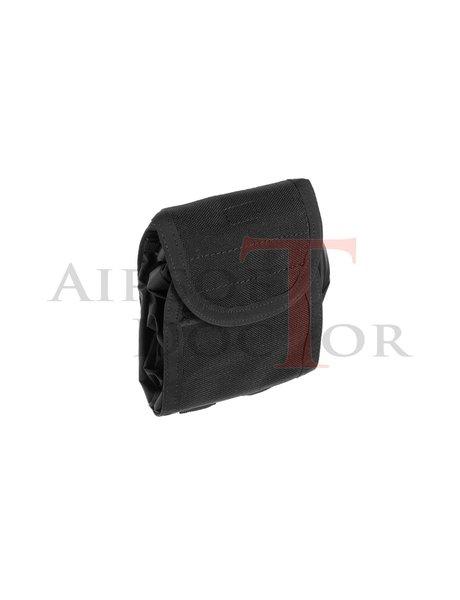 Claw Gear Foldable Dump Pouch - Black
