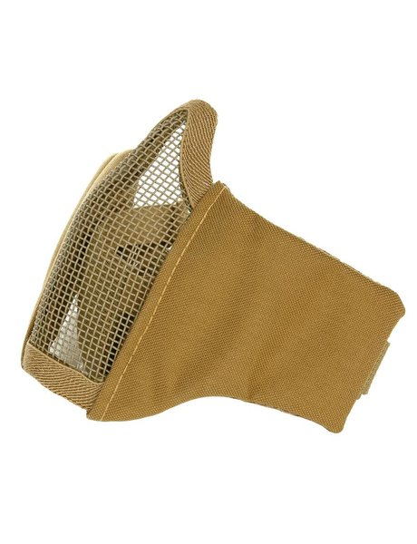 101Inc. Nylon / Mesh Face Mask - Tan