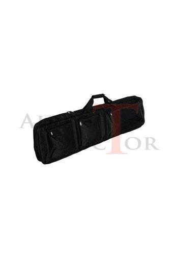 SRC Padded rifle Case - Black - 118cm