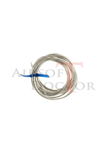 Ultimate Silver Plated Wire 2m