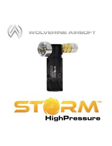 Wolverine Airsoft STORM Regulator - High Pressure - Without line