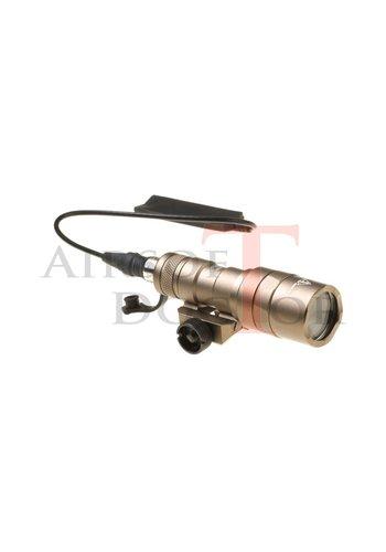 Night Evolution M300B Mini Scout Weaponlight - FDE